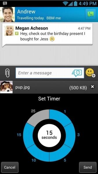 تحميل البيبي ماسنجر للأندرويد BBM messenger download تحميل البيبي ماسنجر للأندرويد BBM messenger download