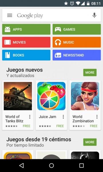 تشكيلة متنوعة من البرامج الرائعة تحميل متجر جوجل بلاي Google Play سوق تطبيقات أندرويد الرسمي