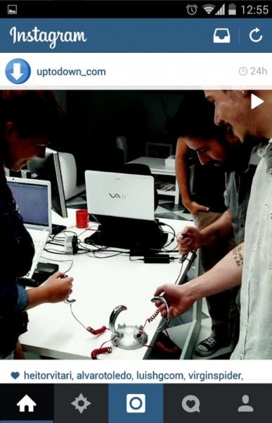 تخنيل الصور بشكل سريغ مجاناً تحميل انستجرام Instagram 2015 برابط مباشر