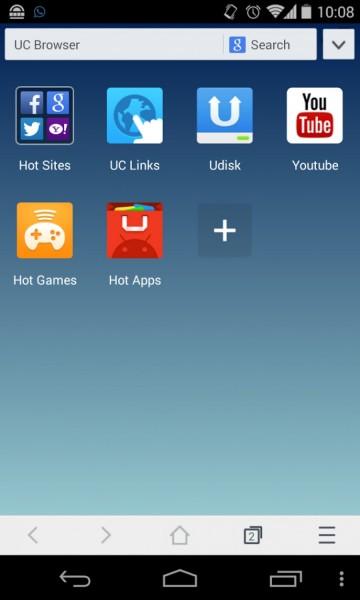 تحميل متصفح يوسي الجديد للأندرويد UC Browser Mini تحميل متصفح يوسي الجديد للأندرويد UC Browser Mini