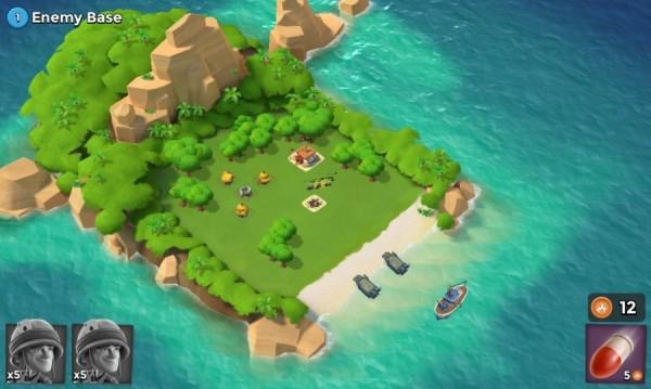 تحميل لعبة بوم بيتش الإستراتيجية Boom Beach للأندرويد تحميل لعبة بوم بيتش الإستراتيجية Boom Beach للأندرويد