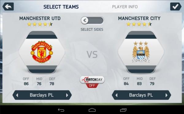 أختر الفرق وشكلها بالكيفية التي تريد تحميل لعبة كرة قدم FIFA 14 الجديدة مجاناً