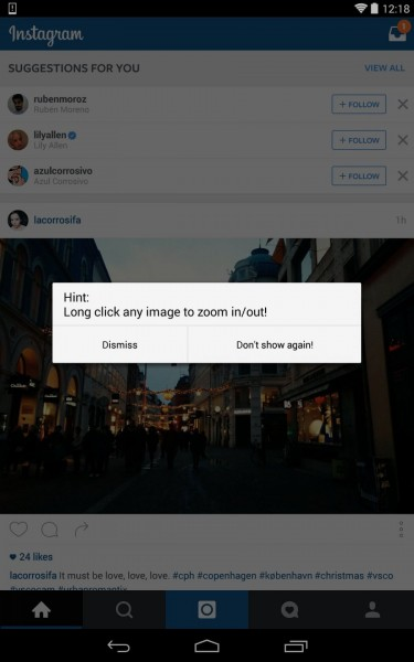 برنامج تنزيل الصور من إنستقرام Instagram Plus للأندرويد برنامج تنزيل الصور من إنستقرام Instagram Plus للأندرويد