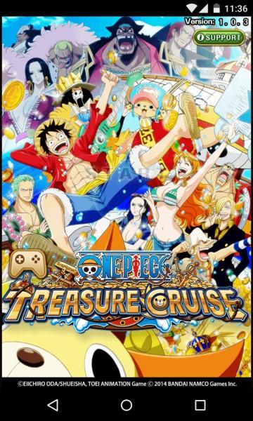 تحميل لعبة ون بيس One Piece للإندرويد تحميل لعبة ون بيس One Piece للإندرويد