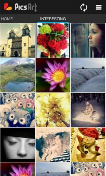تحميل عملاق تعديل الصور PicsArt-Estudio للأندرويد تحميل عملاق تعديل الصور PicsArt-Estudio للأندرويد
