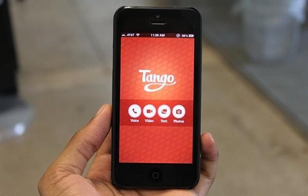 إصدار جديد و أنيق تحميل برنامج Tango Messenger الشهير للأندرويد