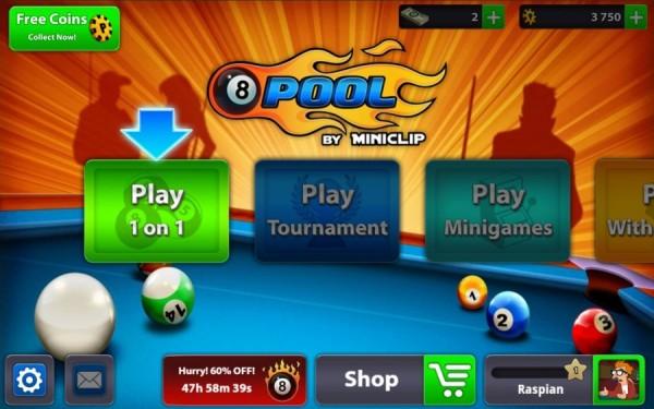 تحميل لعبة بلياردو حول العالم 8 Ball Pool للأندرويد