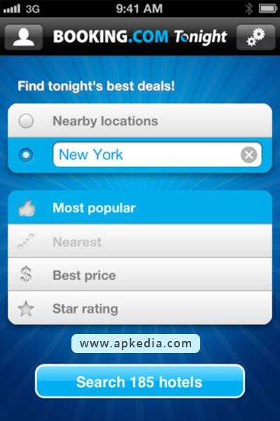 تحميل تطبيق بوكينج Booking.com حجز فنادق تحميل تطبيق بوكينج Booking.com حجز فنادق