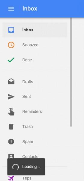 خيارات كثيرة عن السابق تحميل برنامج اينبوكس Inbox by Gmail للأندرويد