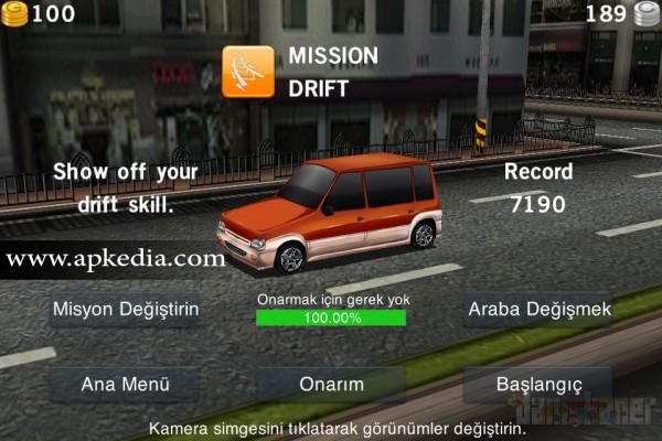 خصائص و مميزات كثيرة لكل سيارة  تحميل لعبة دكتور ردايفر Dr. Driving للأندرويد