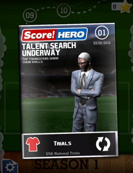 تحميل لعبة كرة القدم الرائعة SCORE! HERO للأندرويد تحميل لعبة كرة القدم الرائعة SCORE! HERO للأندرويد